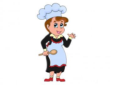 معمای آشپز
